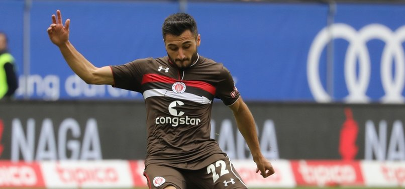 GERMAN ST. PAULI RELEASE TURKISH FOOTBALL PLAYER CENK ŞAHIN OVER INSTAGRAM POST RELATED TO TURKEYS OPERATION PEACE SPRING