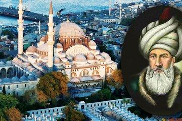 Mimar Sinan ve 'devekuşu yumurtası' sırrı