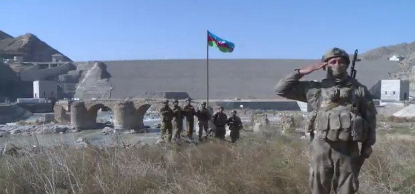 AZERI TROOPS FREE 21 MORE VILAGES FROM ARMENIAN OCCUPIERS