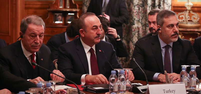 TURKISH INTELLIGENCE CHIEF HOLDS MEETING WITH SYRIAN COUNTERPART IN MOSCOW