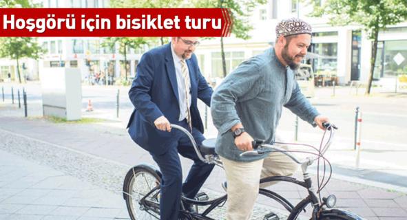 Hoşgörü için bisiklet turu