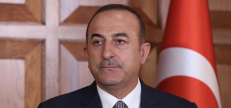 TURKISH FM ÇAVUŞOĞLU CONDEMNS ARMENIAS AGGRESSIVE POLICY AGAINST AZERBAIJAN