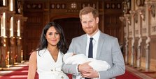 Meghan Markle says motherhood a 'struggle' under spotlight