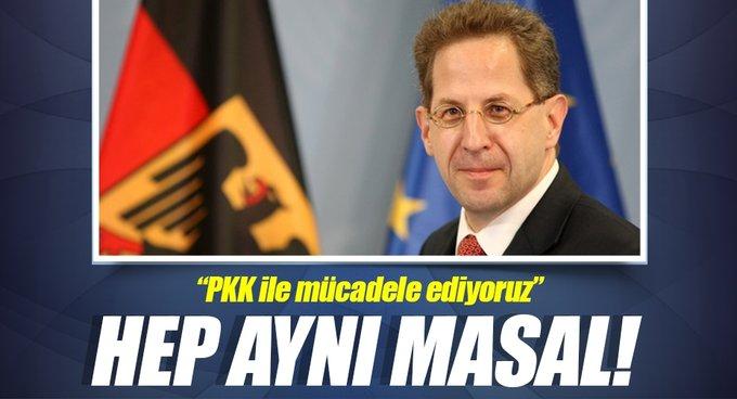 PKK ile mücadele ediyoruz' masalı