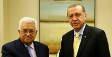 Palestine stands with Turkey: President Abbas
