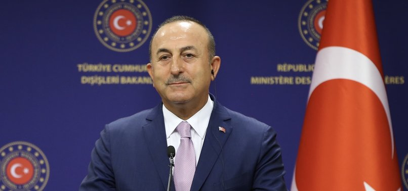 TURKISH FM ÇAVUŞOĞLU DISCUSSES EASTERN MEDITERRANEAN WITH EU COUNTERPARTS