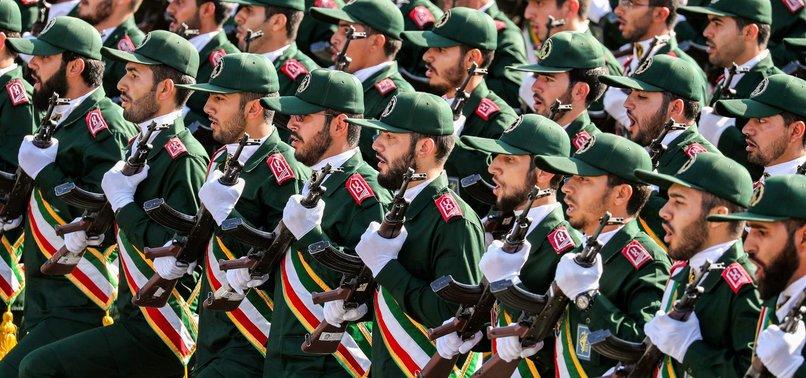 U.S. DESIGNATES ELITE IRANIAN FORCE AS TERRORIST ORGANIZATION