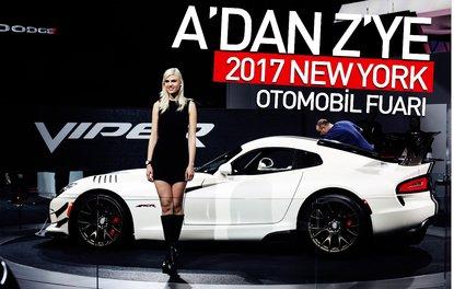 A'dan Z'ye 2017 New York Otomobil Fuarı