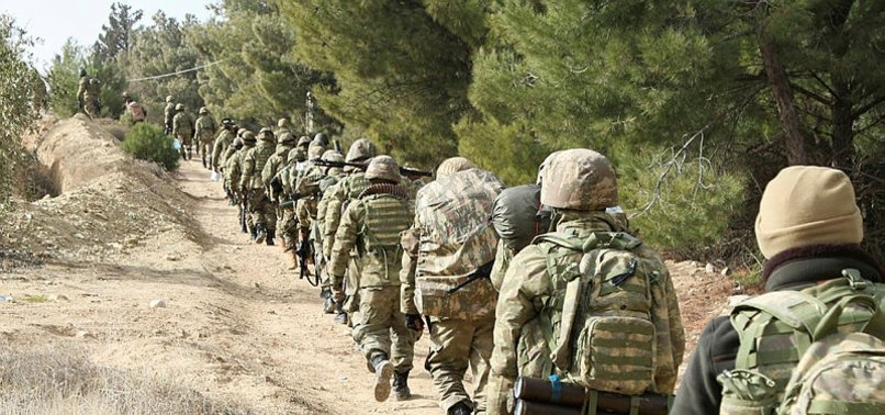 TURKISH MILITARY, FSA LIBERATE 5 MORE VILLAGES IN AFRIN