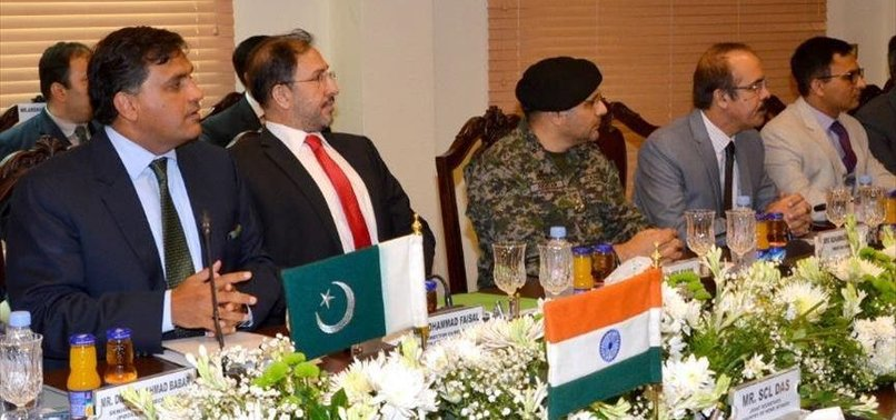POSITIVE PROGRESS MADE IN PAKISTAN, INDIA MEETING