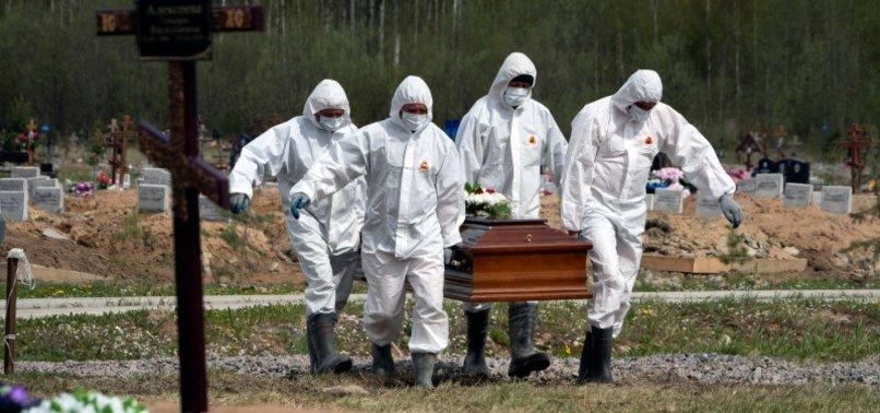 BRAZIL REPORTS 15,395 NEW CORONAVIRUS CASES, 793 DEATHS