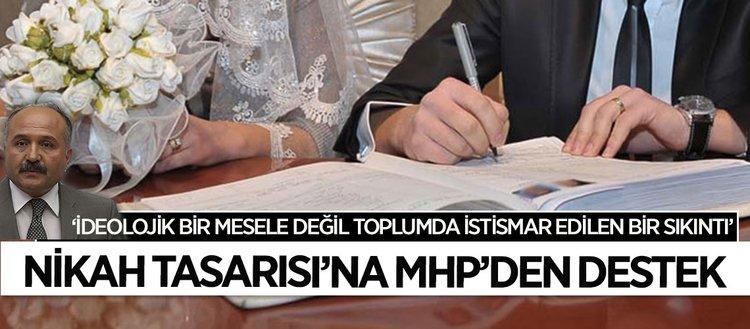 Müftülere nikah yetkisinin laiklikle alakası yok