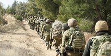 Turkey frees 415 square kilometers in Operation Olive Branch
