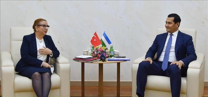 TURKEY, UZBEKISTAN AIM TO ENHANCE TRADE VOLUME TO $5B