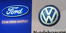 VW, Ford join forces to build commercial vans, pickups