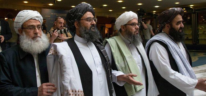 TALIBAN ANNOUNCE THREE-DAY CEASEFIRE IN AFGHANISTAN FOR EID AL-ADHA