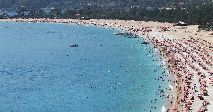 Türkiyeye tatil talebinde artış
