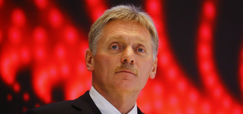 KREMLIN SAYS IT WILL NOT GET INVOLVED IN ARMS RACE WITH NATO