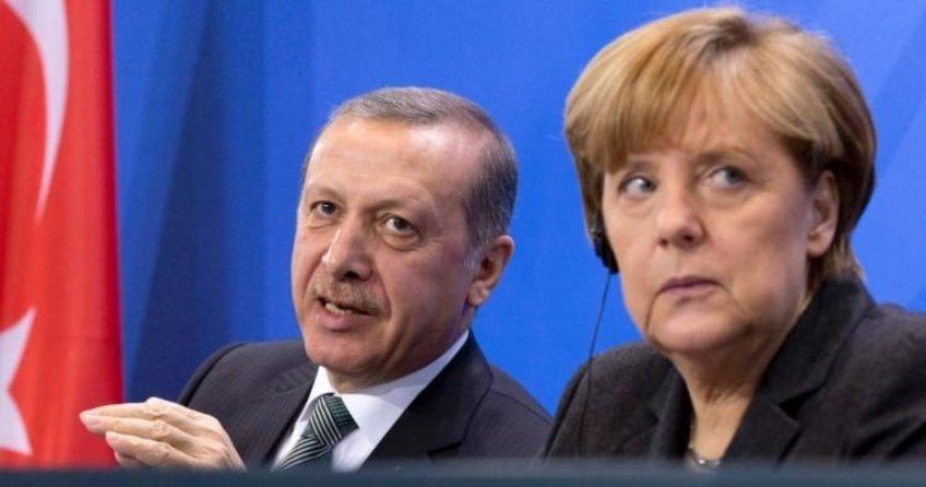 Cumhurbaşkanı Erdoğan'dan Merkel'e gönderme!