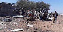 Car bomb attack hits Somali capital, injuring more than 10