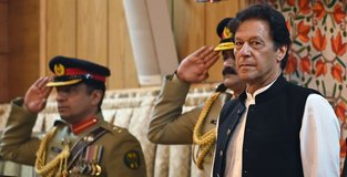 Pakistani premier says fascists control Indias nuclear arsenal