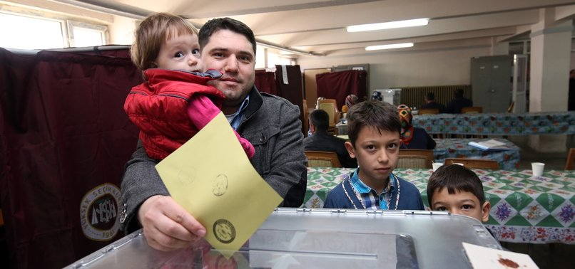 VOTING BEGINS IN TURKEY'S LOCAL ELECTIONS