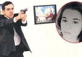 Karlov cinayetinde gizemli Rus kadın tutuklandı