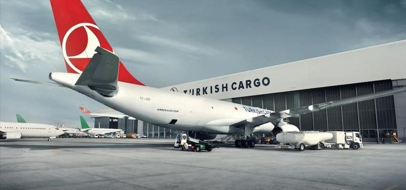 TURKISH CARGO CARRIES $18M OF FRESH FRUIT, VEGETABLES