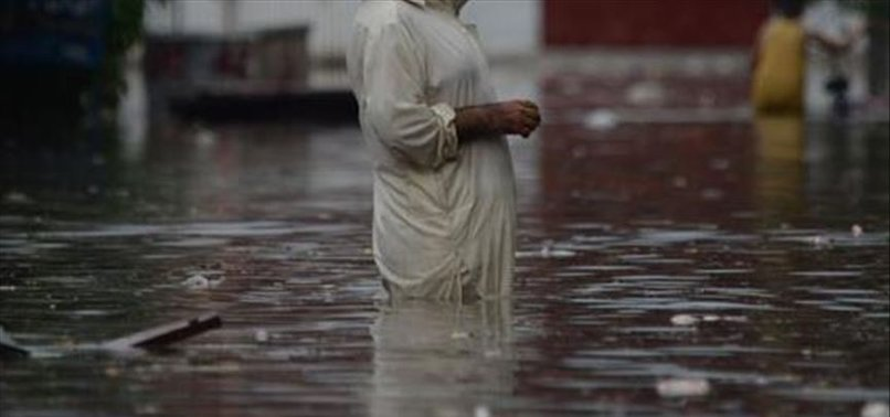 FLASH FLOODS HIT VALLEY IN NW PAKISTAN