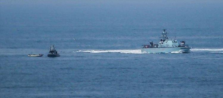 İsrail güçleri Gazze'de Filistinli bir balıkçıyı yaraladı