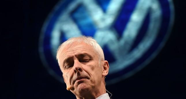 Investors seek 8.2B euros from VW over 'dieselgate'