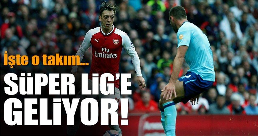 Mesut Özil Süper Lig'e geliyor!
