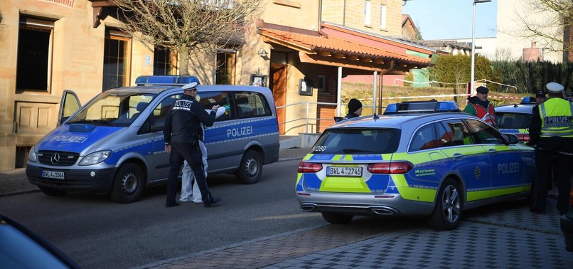 6 KILLED, SEVERAL INJURED IN GERMANY SHOOTING