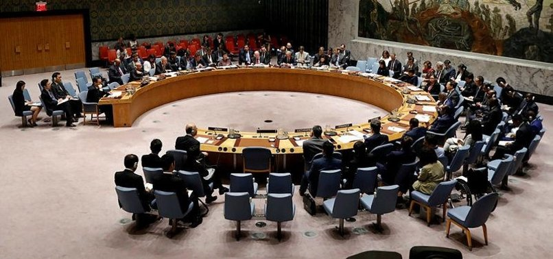 RUSSIA, CHINA ABSTAIN ON UN VOTE TO PUNISH LIBYA RAPISTS