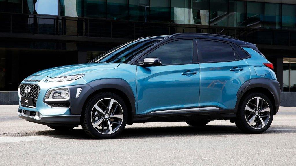 2018 Hyundai Kona Galeri Otomobil 15 Haziran 2017 Perşembe
