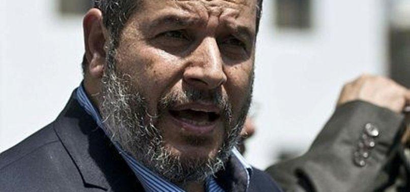 CAIRO TALKS TACKLED GAZA, RECONCILIATION: HAMAS LEADER
