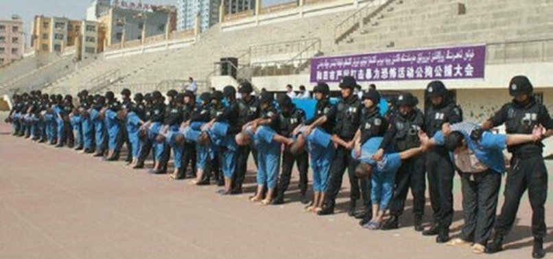 ASPI REPORT REVEALS 380 DETENTION CAMPS IN XINJIANG