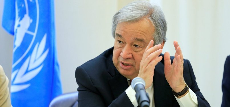 UN CHIEF URGES ALL PARTIES IN IDLIB TO UPHOLD CEASEFIRE