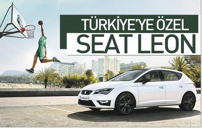 Türkiye'ye özel SEAT Leon