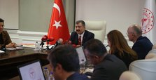 Turkey's coronavirus death toll rises by 69 to 425 - minister