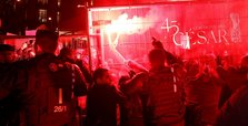 French police fire tear gas in clash with protesters