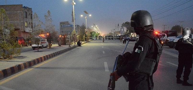 FORMER PAKISTANI LAWMAKER SHOT DEAD