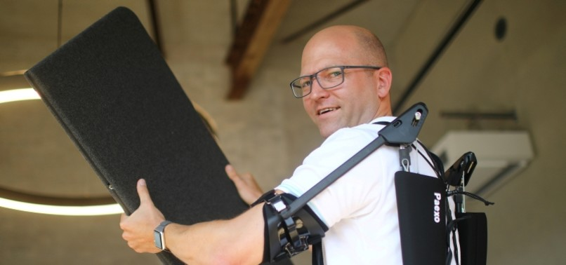 GERMAN OTTOBOCK PLANS TO INTRODUCE PAXEO EXOSKELETONS FOR FACTORY WORKERS