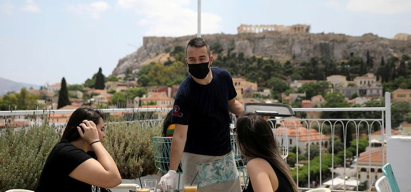 GREECE EASES MORE CORONAVIRUS RESTRICTIONS