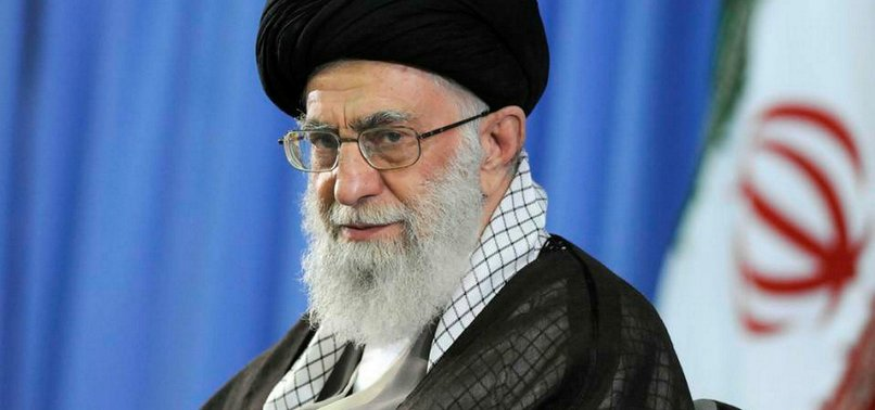 IRANS TOP LEADER ACCUSES ENEMIES OF STIRRING UNREST IN COUNTRY