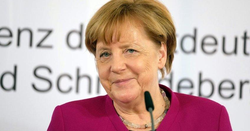 Zamma en çok Merkel sevindi