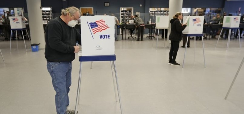 US SEES ELECTION THREATS FROM CHINA, RUSSIA AND IRAN