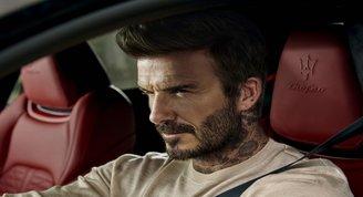Cüretkar İkili: Maserati ve David Beckham