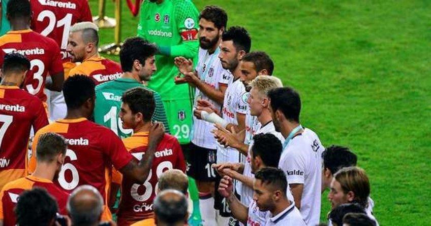 F.Bahçe çıkmamıştı, Beşiktaş alkışladı