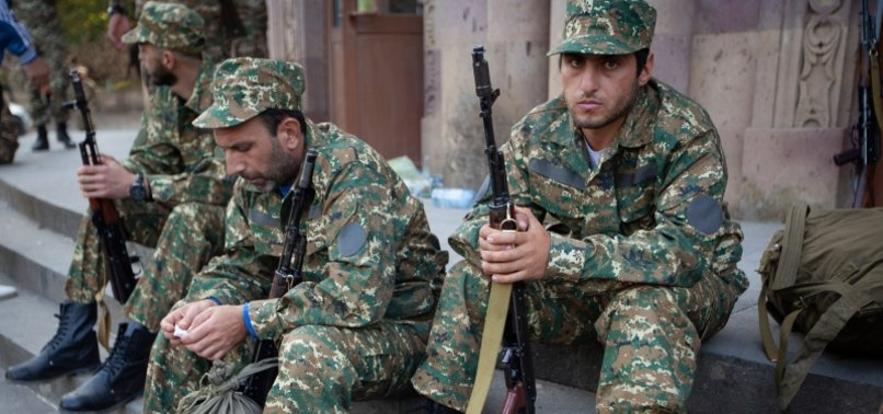 FOREIGN FIGHTERS FROM LEBANON, SYRIA AND LATIN AMERICA FIGHT FOR ARMENIA IN KARABAKH FIGHTING -  RFI REPORT